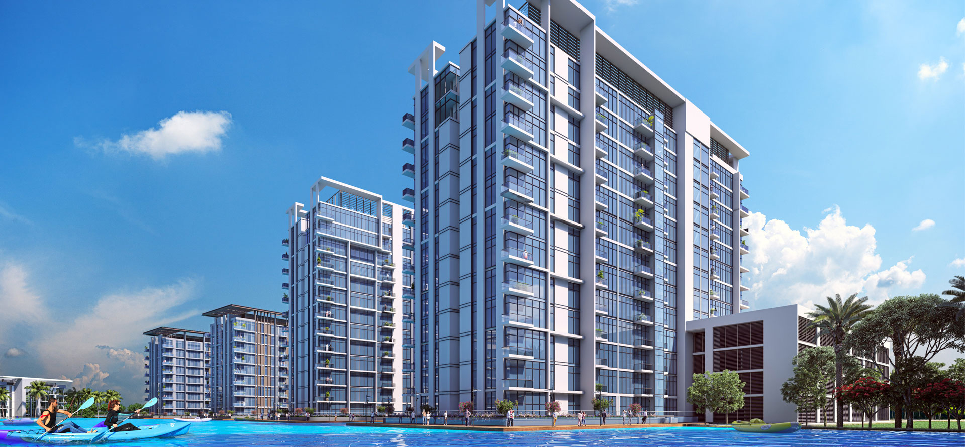 Residences in Meydan District One