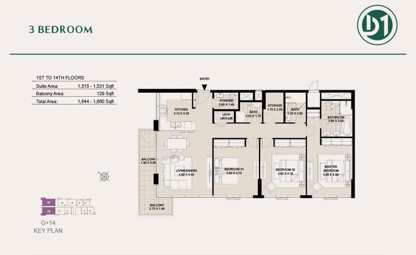 seagull point apartment floor plan