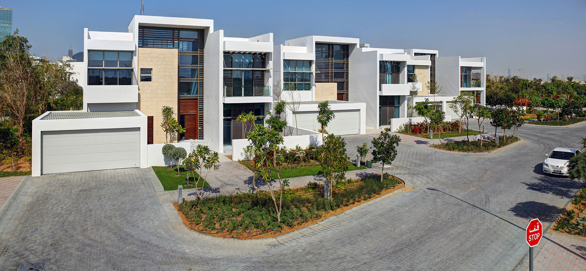 Villas in Meydan District One