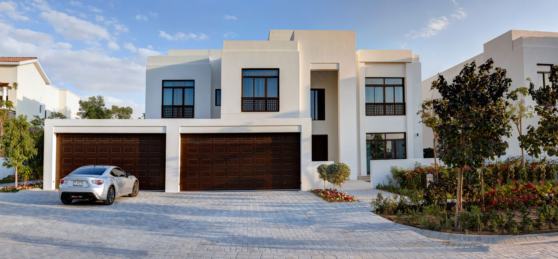 Modern-Arabic Villas in Meydan District One